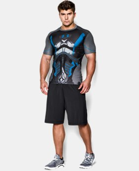 Men's HeatGear® Armour Future Warrior Compression Shirt