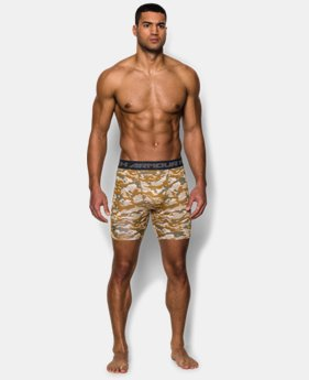 Men's UA Freedom Digi Camo Compression Shorts