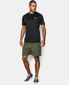 Men's coldblack® Run Short Sleeve
