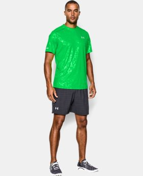 Men's coldblack® Run Short Sleeve  1 Color $29.99