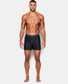 "Men's UA Original Series Statement 6"" Boxerjock®  1 Color $11.24 to $14.24"