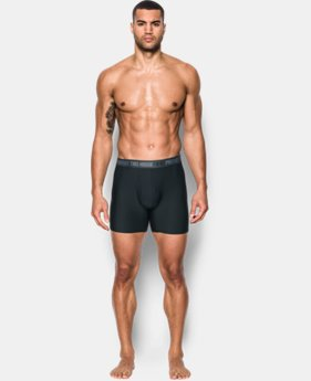 "Men's UA Original Series Statement 6"" Boxerjock®  2 Colors $24.99"