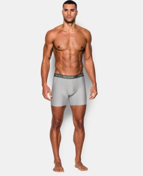 "Men's UA Original Series Statement 6"" Boxerjock®  1 Color $14.99 to $18.99"