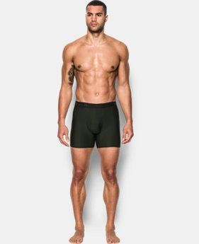 "New Arrival Men's UA Original Series Statement 6"" Boxerjock®  1 Color $22"