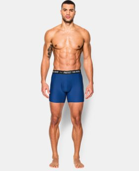 "Men's UA Original Series Statement 6"" Boxerjock®  2 Colors $22"