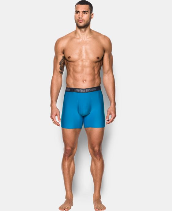 Men's UA Original Series Statement Boxerjock® LIMITED TIME: FREE SHIPPING 3 Colors $18.99