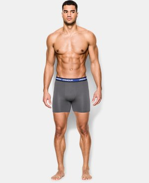 Men's UA Mesh Performance Boxerjock® 2-Pack LIMITED TIME: FREE U.S. SHIPPING 1 Color $22.5 to $27.99