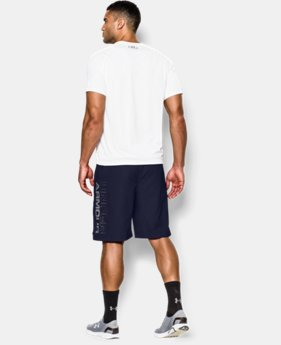 Men's UA HIIT Woven Shorts  2 Colors $29.99