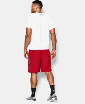 Men's UA HIIT Woven Shorts LIMITED TIME: FREE U.S. SHIPPING 1 Color $22.49