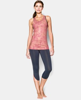 Women's UA Take-A-Chance Printed Tank  1 Color $23.99