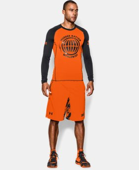 Men's UA Tough Mudder Graphic Long Sleeve Compression LIMITED TIME: FREE U.S. SHIPPING 1 Color $26.99