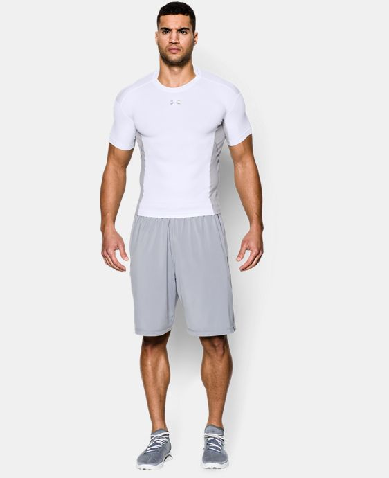 Men's UA HeatGear® Armour® Stretch Short Sleeve Compression Shirt LIMITED TIME: FREE U.S. SHIPPING 1 Color $25.99