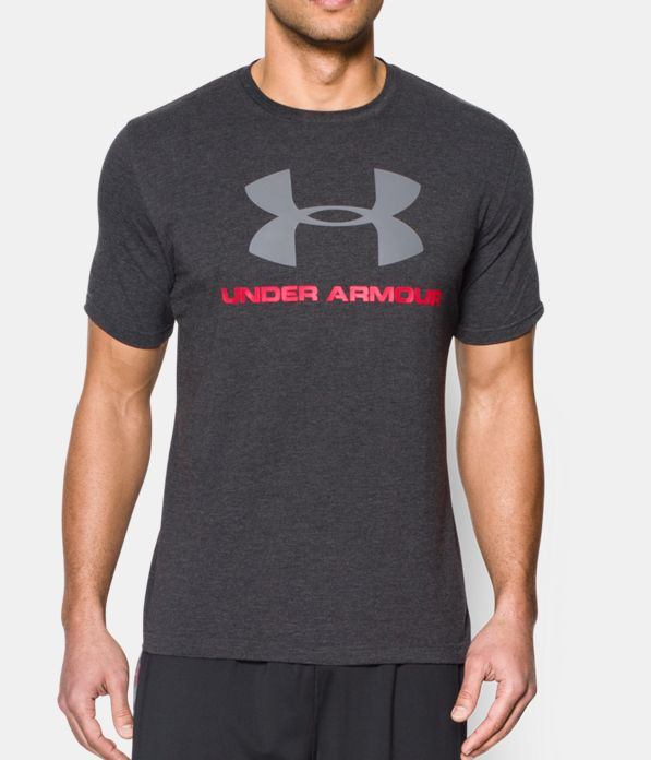 Men 39 S Ua Sportstyle Logo T Shirt Under Armour Us