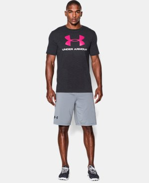 Men's UA Sportstyle Logo T-Shirt LIMITED TIME: FREE U.S. SHIPPING 1 Color $24.99