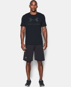 Men's UA Sportstyle Logo T-Shirt LIMITED TIME: FREE SHIPPING 21 Colors $24.99