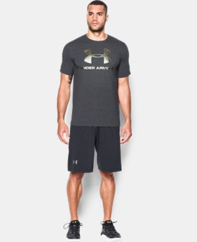 Men's UA Sportstyle Logo T-Shirt  15 Colors $24.99
