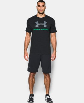 Best Seller  Men's UA Sportstyle Logo T-Shirt  16 Colors $20.99 to $27.99
