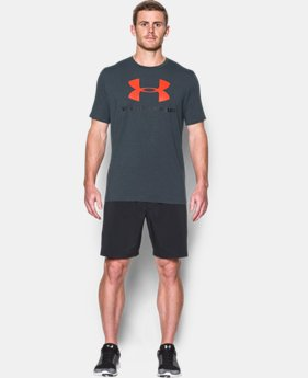 Best Seller  Men's UA Sportstyle Logo T-Shirt  3 Colors $27.99