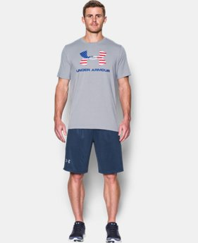 Men's UA Sportstyle Logo T-Shirt  3  Colors $16.79