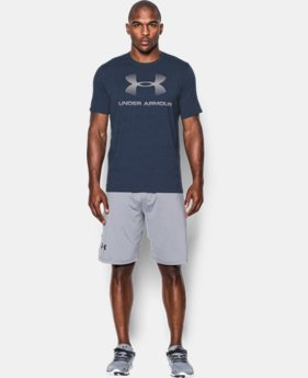 Men's UA Sportstyle Logo T-Shirt   $20.99 to $27.99