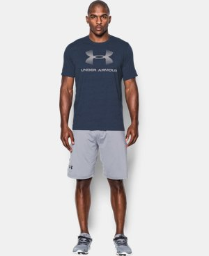 Men's UA Sportstyle Logo T-Shirt  2 Colors $18.99 to $20.99