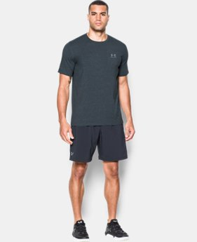 Men's UA Charged Cotton® T-Shirt LIMITED TIME: FREE SHIPPING 3 Colors $24.99