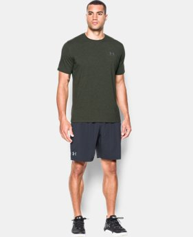 Men's UA Charged Cotton® T-Shirt  1 Color $24.99