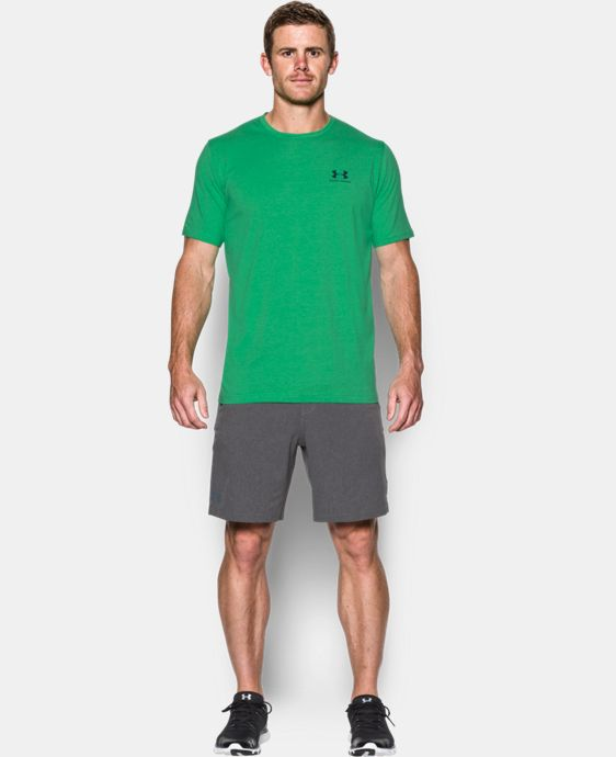Men's UA Charged Cotton® T-Shirt  1 Color $18.99