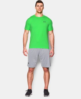 Men's UA Charged Cotton® Sportstyle T-Shirt LIMITED TIME: FREE U.S. SHIPPING 3 Colors $13.49 to $17.99