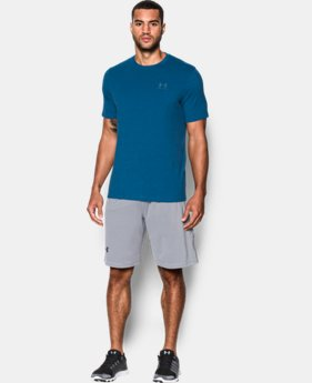 Best Seller Men's UA Charged Cotton® Sportstyle T-Shirt LIMITED TIME: FREE U.S. SHIPPING 3 Colors $22.99 to $24.99