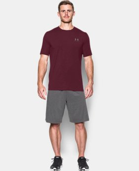 Best Seller Men's UA Charged Cotton® Sportstyle T-Shirt LIMITED TIME: FREE U.S. SHIPPING 1 Color $22.99