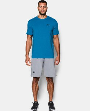 Men's UA Charged Cotton® Sportstyle T-Shirt LIMITED TIME: FREE U.S. SHIPPING 4 Colors $13.49 to $22.99
