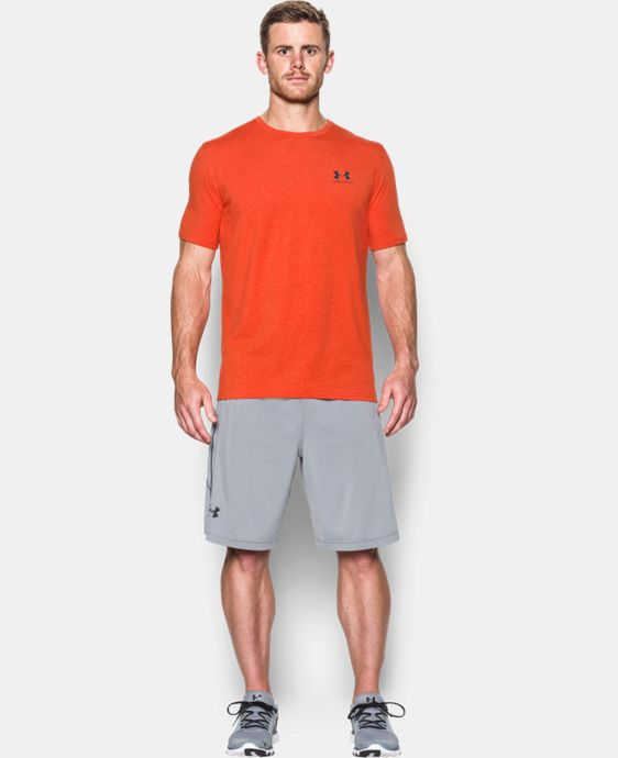 Men's UA Charged Cotton® Sportstyle T-Shirt LIMITED TIME: FREE U.S. SHIPPING 1 Color $13.49 to $22.99