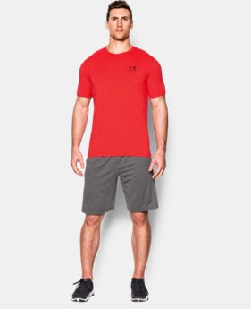 Men's UA Charged Cotton® Sportstyle T-Shirt LIMITED TIME: FREE U.S. SHIPPING 2 Colors $13.49 to $17.99