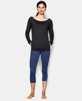 Women's UA Take-A-Chance Solid Crew   $41.99 to $51.99
