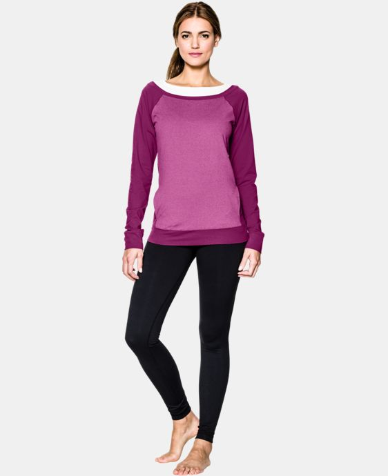 Women's UA Take-A-Chance Solid Crew  1 Color $41.99 to $51.99
