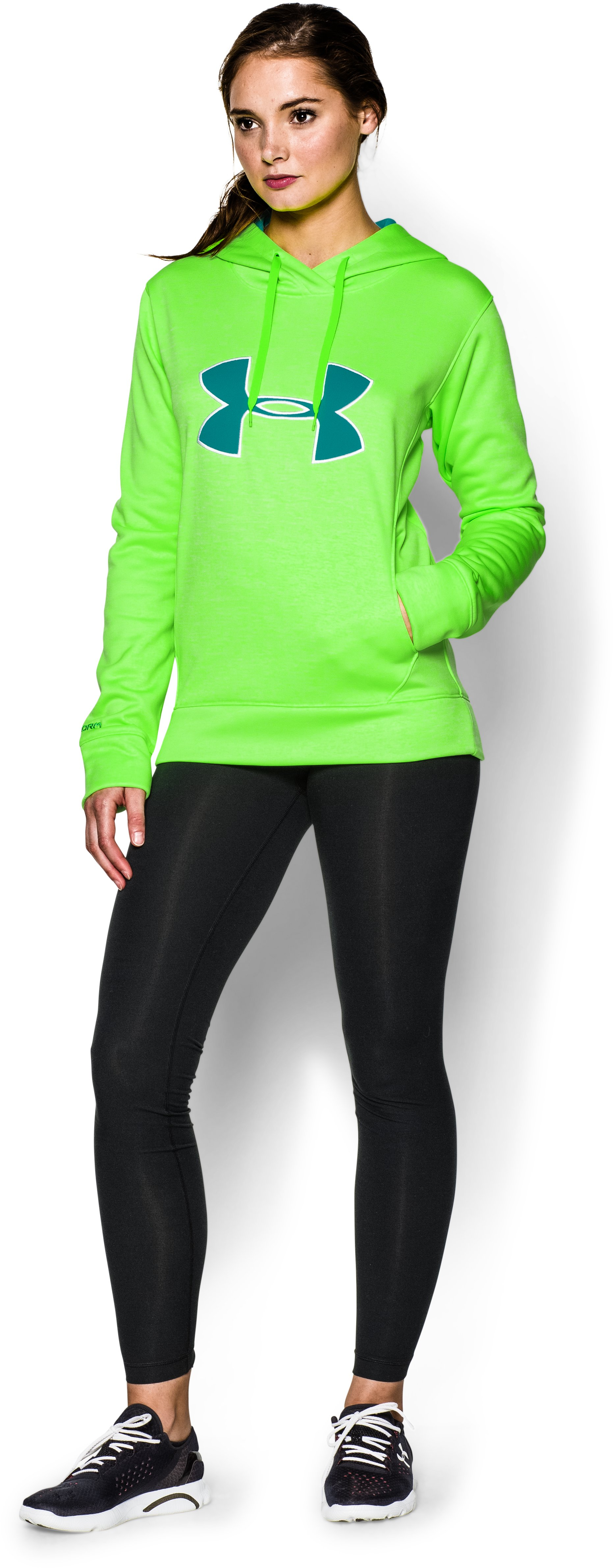 Womens under armour hoodies