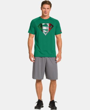 Men's Mexico Under Armour® Alter Ego Superman T-Shirt   $19.49