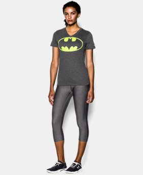 Women's Under Armour® Alter Ego Bat Girl V-Neck