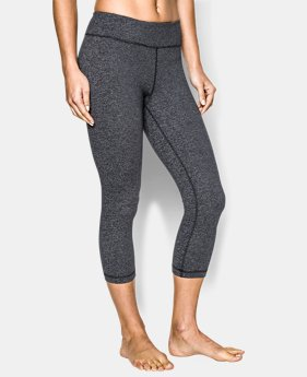 Women's UA Studio Capri  1 Color $52.99