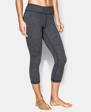 Women's UA Studio Capri  1 Color $41.99