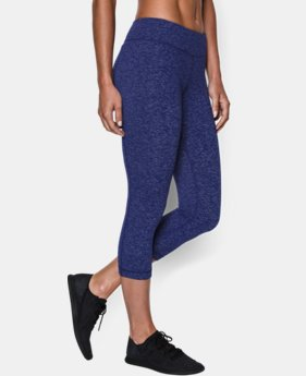 Women's UA Studio Capri  1 Color $44.99