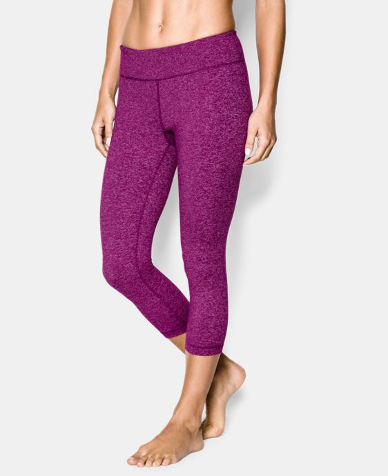 Women's UA Studio  Capri LIMITED TIME: FREE SHIPPING 1 Color $52.99