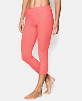 Women's UA Studio  Capri LIMITED TIME: FREE U.S. SHIPPING 1 Color $35.99 to $44.99