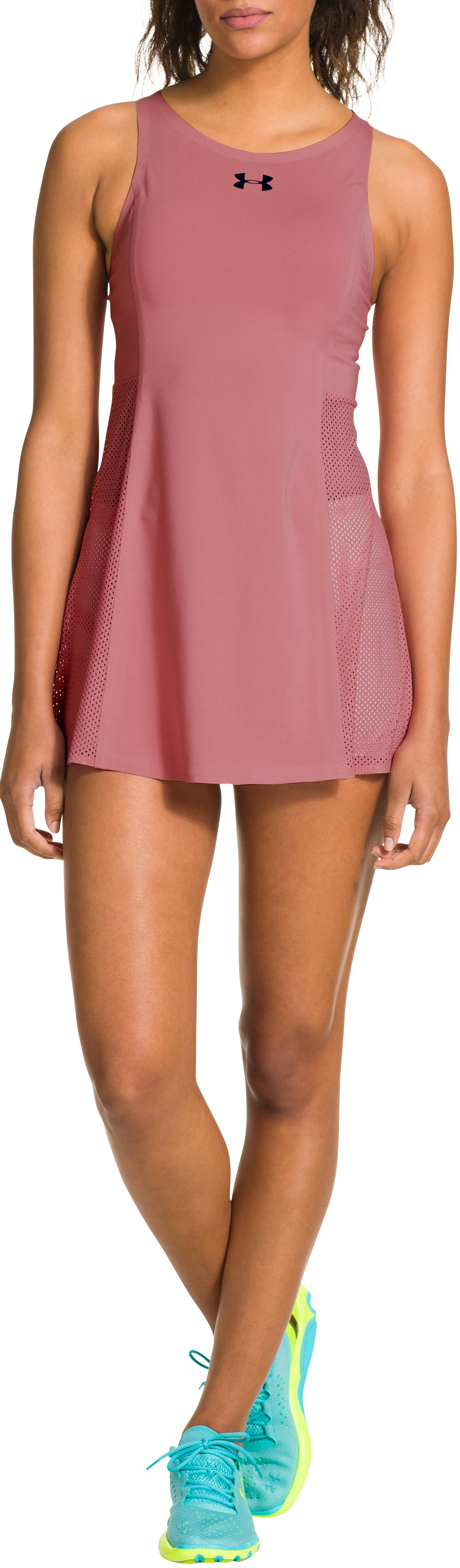Women's UA Mod Tennis Dress, ROSITA, Front