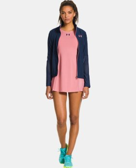 Women's UA Tennis Jacket  1 Color $89.99