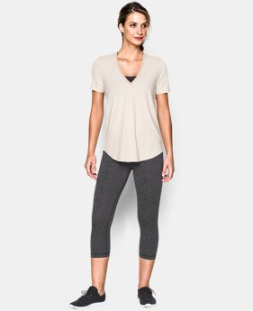 Women's UA SUP Plunge V-Neck