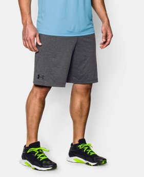 "New Arrival  Men's UA Raid 8"" Shorts  1 Color $34.99"