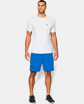 "Men's UA Raid 8"" Shorts   $22.99"