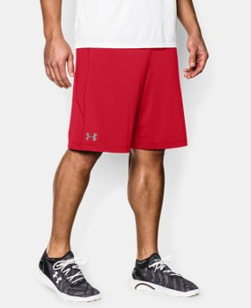 "Men's UA Raid 8"" Shorts  4 Colors $29.99"